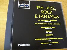 JAZZ ROCK E FANTASIA CD EMOZIONI IN MUSICA AREA LATTE E MIELE SENSATION'S FIX