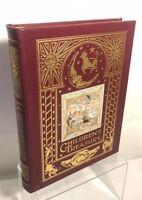 Childrens Treasury  Easton Press 1st Edition Near Mint 22k Gold Leather Bound