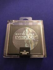 Maybelline Eyestudio Marbleized Eye Shadow Duo ~ Downtown Denim #15 ~ Sealed