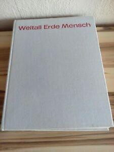 Weltall Erde Mensch Ausgabe 1970 Verlag Neues Leben Berlin
