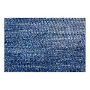 Simple Blue Grey Denim Photography Background Photo Studio Backdrop Cloth Props
