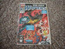 New Warriors #8 (Feb 1990) Marvel Comics VF/NM