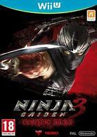 Ninja Gaizen 3: Razor's Edge (Nintendo Wii U)