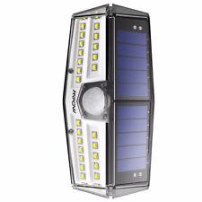 Lampada Solar Mpow 30 LED, Luce Solare con Sensore di Movimento, Leader del Sett