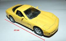 Welly Chevrolet Corvette Maßstab 1:43