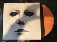 Halloween Vinyl Soundtrack Mondo Orange Vinyl Variant - 2013 Edition
