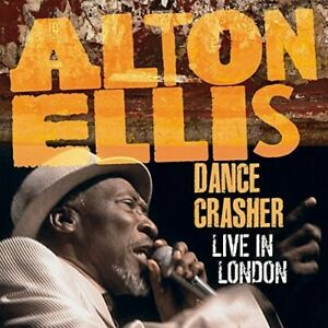 Alton Ellis - Israelites Live In London [New CD] Oversize Item Spilt,