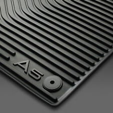 AUDI A5 2009-17 OEM 8T1061221041 Floor Mat-All-Weather Floor Mats - Front set