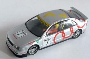 SCALEXTRIC  (C2107) AUDI A4 QUATTRO  RALLY CAR  NO 1  (UNBOXED)