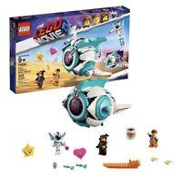 Lego Sweet Mayhem's Systar Starship! Lego Movie STEM Building Legoland Gift New