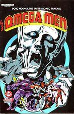 Les Omega Men N°11 - L'Ange Noir - Arédit-D.C. Comics - 1986 - BE