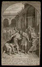 Estampes, gravures et lithographies du XIXe siècle et avant baroques religion, mythologie