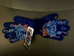 New With Tags NWT Disney Descendants Child Knit Gloves
