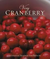 Very Cranberry by Trainer Thompson, Jennifer, Good Book