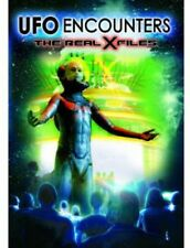 UFO Encounters: The Real X Files [New DVD]