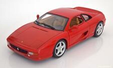 1:18 Hot Wheels Ferrari F355 Berlinetta 1994-1999 red