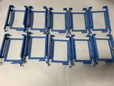 LOT OF 10 DELL OPTIPLEX HARD DRIVE HDD CADDY TRAY YJ221 J844K N218K U6436