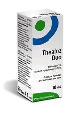 Thea Thealoz Duo  Spectrum  Preservative for Dry Eye 10ml