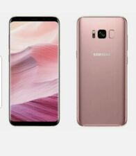 SAMSUNG GALAXY S8 64GB Rose Gold Smartphone Unlocked ** Excellent Condition*