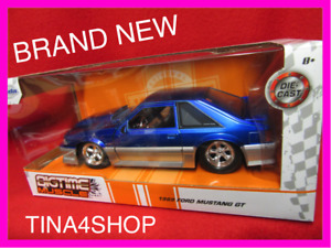 BIGTIME MUSCLE 1989 FORD MUSTANG GT  ( BRAND NEW )