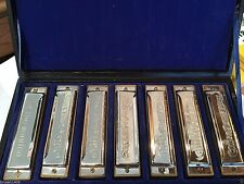 Blues Harmonica Set Musical instrument 25th Anniversary Edition lot