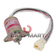1503ES-12S5SUC5S Fuel Shut Off Solenoid Replace for John/Takeuchi/ Kubota/Yanmar