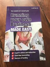 RUNNING YOUR OWN BUSINESS MADE EASY-Lawpack-RRP £10.99