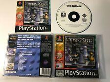 Ps1 Spiel, Playstation One, Schachmatt, komplett
