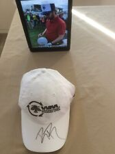 Dierks Bentley signed Waste Management Phoenix Open Hat- Adjustable New