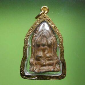 GORGEOUS OLD THAI BUDDHA AMULET PHRAKONSMORE HOT PENDANT