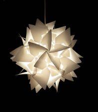 Lustre Suspension ROTE 30 Eléments Ø 25 cm - lampe puzzle - iq lamp