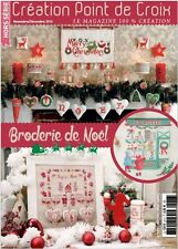French cross stitch magazine Creation point de croix No.43 special