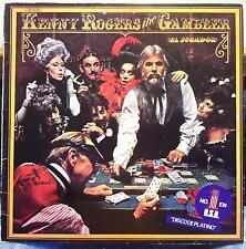 Kenny Rogers - The Gambler El Jugador LP Mint- 10C 064-062.185 Spain 1982
