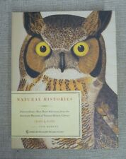 Natural Histories Book Of Essays & Plates Edited by Tom Baione | Thames Hospice