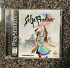 Saga Frontier (PS1 PlayStation 1) (Complete - Tested/Working)