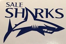 Sale Sharks Decal/sticker x 1 .....Size100mm x 73mm