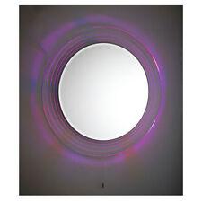 Black Modern Wall Mounted Bathroom Mirrors