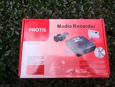 Protis Multi-Function Media Recorder PT1190 BRAND NEW