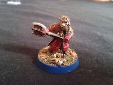WARHAMMER LOTR - GIMLI well painted (fellowship model) - Señor Anillos - Hobbit