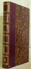 CHANTELAUZE LOUIS XIV et Marie MANCINI 1880 dédicacé par l'auteur BEL EXEMPLAIRE