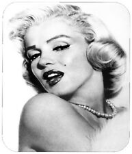 MARILYN MONROE MOUSE PAD 1/4 IN. MOVIE TV MOUSEPAD RETRO VINTAGE HOLLYWOOD