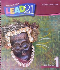 Wright Group Lead 21 Teacher's Lesson Guide Grade 4 Unit 1 Life Stories