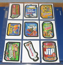 WACKY PACKAGES ANS4 SINGLES ( PICK ANY 3 ) GREAT PRICE
