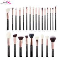 Jessup  Make up Brushes Set Professional 25Pcs Face Powder Foundation Blush Tool