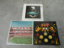 TOWER OF POWER-3 LP'S-WE CAME TO PLAY-IN THE SLOT-AIN'T NOTHIN' STOPPIN' US NOW