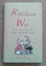 Kitchen Wit by Jane Brook