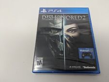 Dishonored 2 PS4 (Playstation 4) - Brand New Sealed - Free Shipping