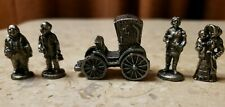 Liberty Falls Pewter Figurine Accessory Set of 5 Americana Collection Village