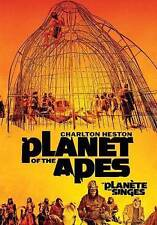 Planet of the Apes (DVD) starring Charleston Heston