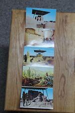 Vintage postcards from Casa Grande Ruins Coolidge, AZ set of 5